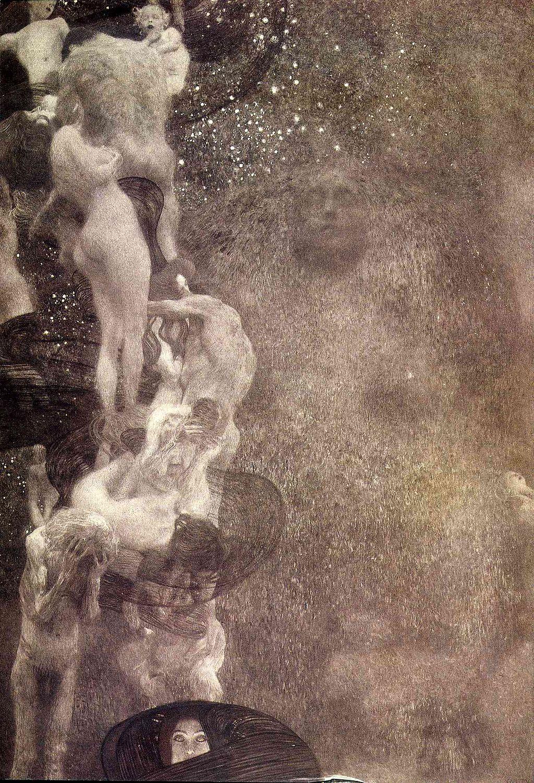 Gustav Klimt, Philosophy, 1899–1907